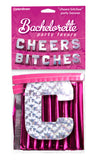"""Cheers Bitches"" Party Banner"