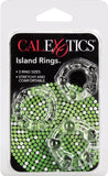 Silicone Island Rings (Clear)