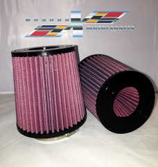 Dual Cone Air Filters