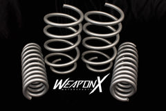 Performance Lowering Springs for your ATS-V coupe or sedan
