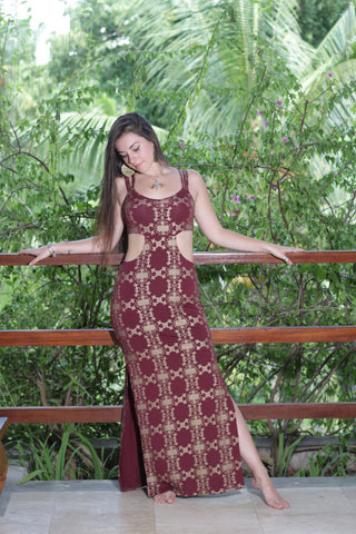 Evening Long Dress by Imago Dei