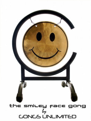 "The Perfect Smiley Face Gong Combo ""8"