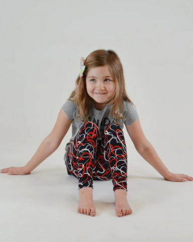 #LA105-4200 Leggins enfant Crazy Love LEGART