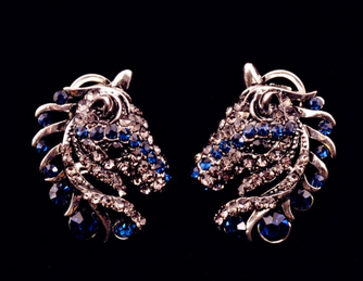 #JE0173 Earrings / Boucles oreilles