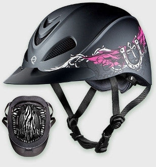 #CA0005 Helmet / Casque (bombe) REBEL