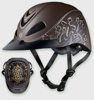 #CA0006 Helmet / Casque (bombe) REBEL