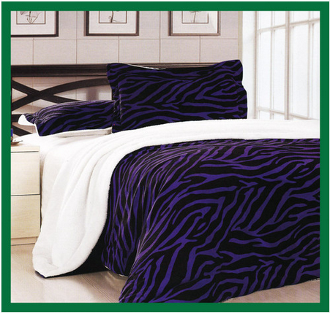 #DE0084 Bedding set / Ensemble de lit