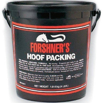 #PR0021 Hoof Packing FORSHNERS