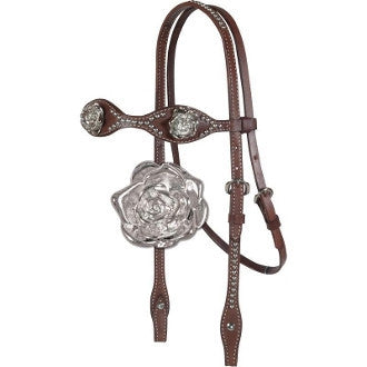 #HE0005 Headstall / Bride ALAMO