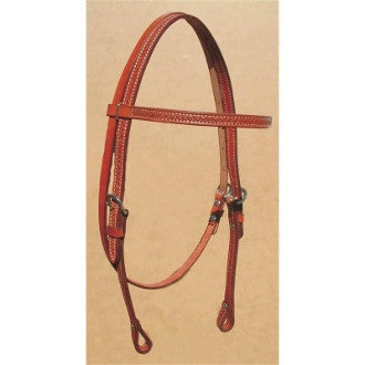 #HE0016 Headstall  / Bride BILLY COOK