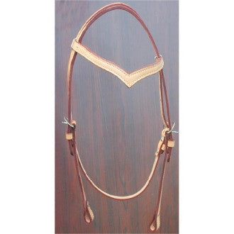 #HE0018 Headstall  / Bride BILLY COOK