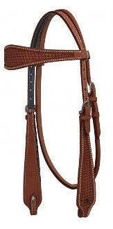 #HE0102 Headstall / Bride SHOWMAN