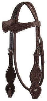 #HE0104 Headstall / Bride SHOWMAN