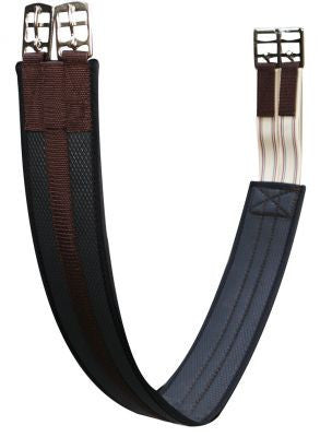 #CI0016 Neoprene english girth / Sangle classique en néoprène SHOWMANS