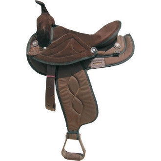 #SA0015 Trail saddle / Selle de randonnée BIG HORN