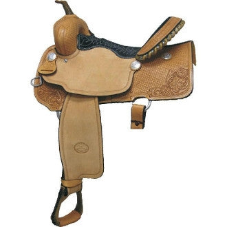 #SA0020 Barrel saddle / Selle de baril BILLY COOK