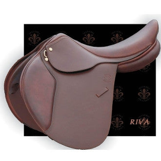 #SA0076 Jumping english saddle / Selle anglaise de saut RIVA