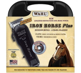 #GR0053 Wahl iron horse clipper