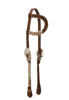 #HE0207 Ear headstall / Bride a oreille SHOWMAN