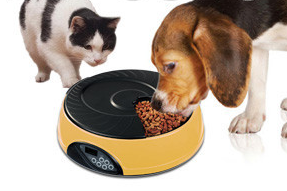 #PET0023 Feeding Bowl Programmable / Bol de nourriture programmable