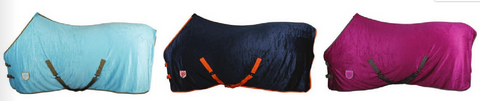 #SH0056 Fleece rug / Couverture en polar HARRY'S HORSE