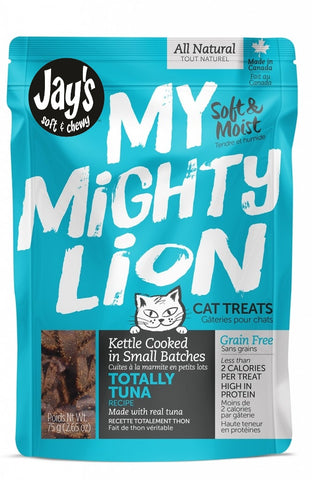 #CN0060 Gâterie pour chat au Thon MY MIGHTY LION