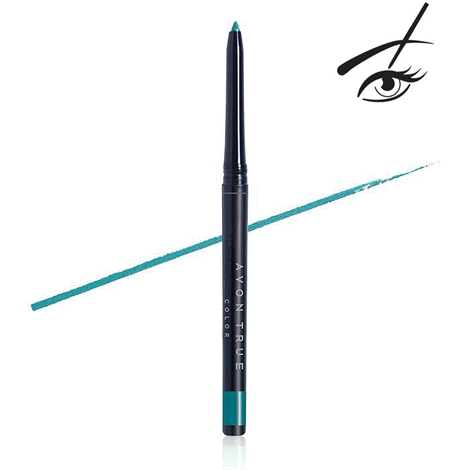 #Contour-yeux Glimmersticks Diamonds Avon True Color