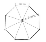 #DE0638 Umbrella / Parapluie