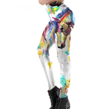 #LEG0006 Leggings Chevaux