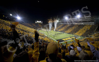 iowa hawkeyes kinnick stadium photo