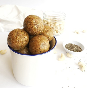 Protein Pre-workout Energy Balls