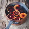 Not-So-Traditional Mulled Wine (without alcohol)