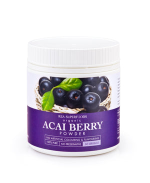 Organic Acai Berry 120gm