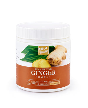 Organic Ginger Powder 120gm