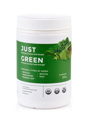 Just Green 225gm
