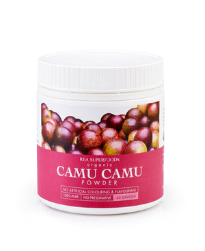 Organic Camu Camu Powder 120gm