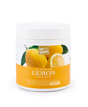 Lemon Powder 120gm