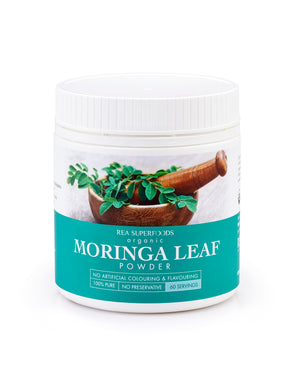 Organic Moringa Leaf Powder 120gm