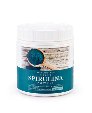 Organic Spirulina Powder 120gm