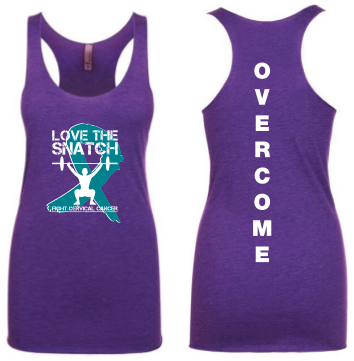 Women's Original Tri-Blend Racerback Tank Top