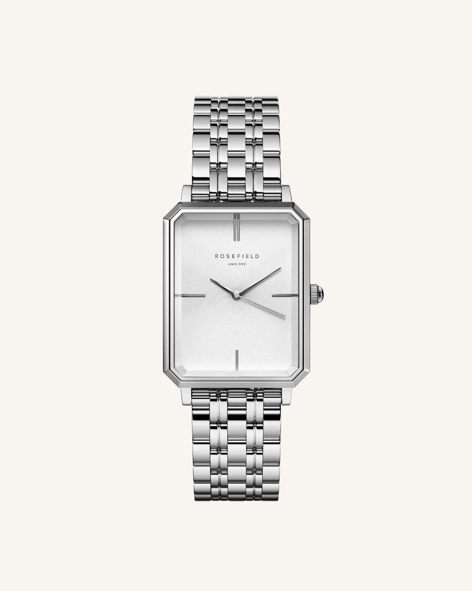 The Elles Watch / Silver