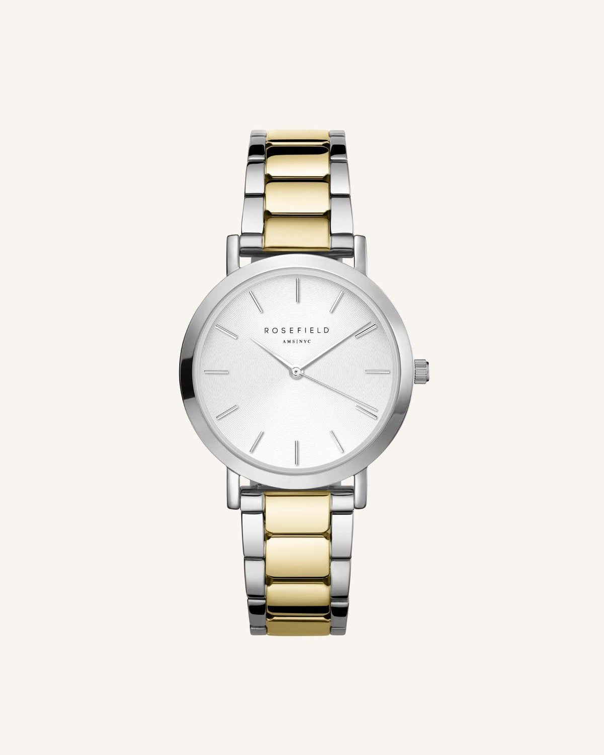 Tribeca Watch / Silver and Gold