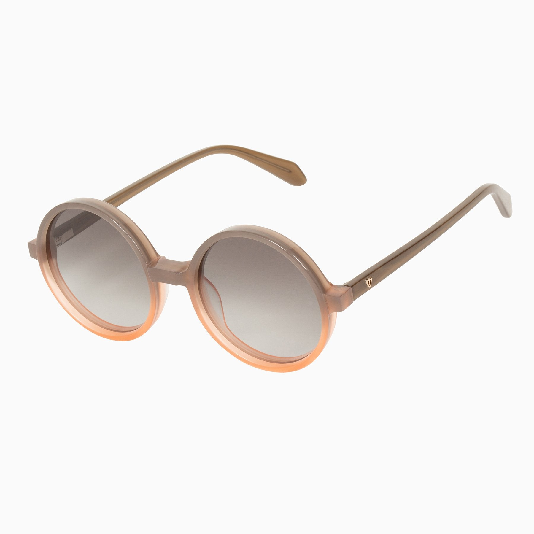 Prospect Sunglasses / Tan Fade to Musk