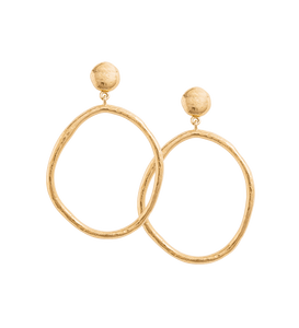KA Golden Light Earrings