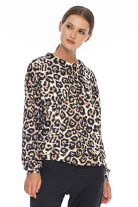 Cheetah sweater