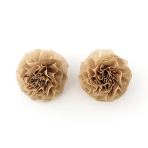Gold Flower - Pair