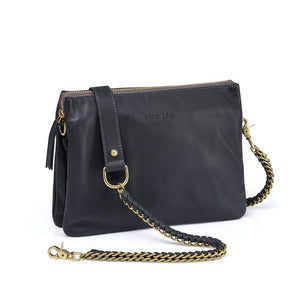 Everywhere Clutch / Charcoal