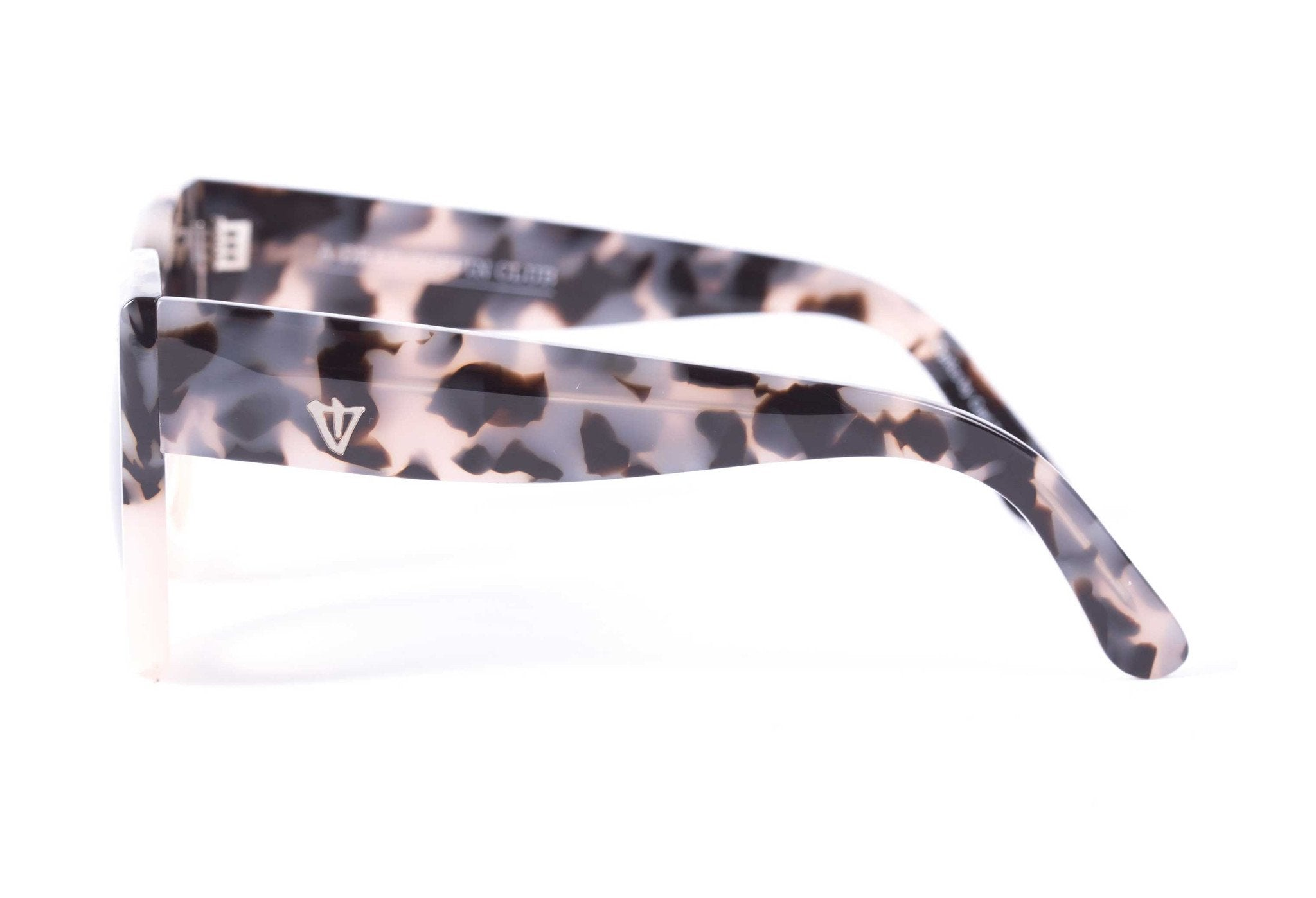 A Dead Coffin Club Sunglasses / Baby Pink Tort