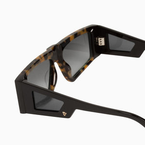Untitled Sunglasses / Black & Tort