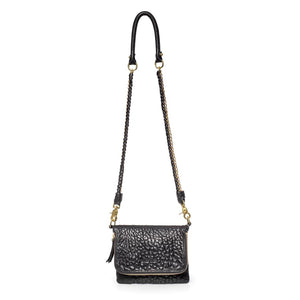 Bobi Clutch / Black Bubble